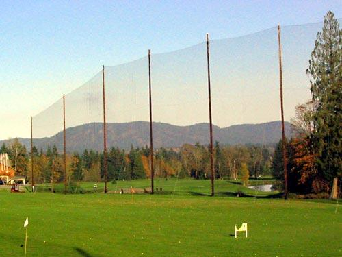 Golf Driving Range Nets Smart Net Systems Industrial
