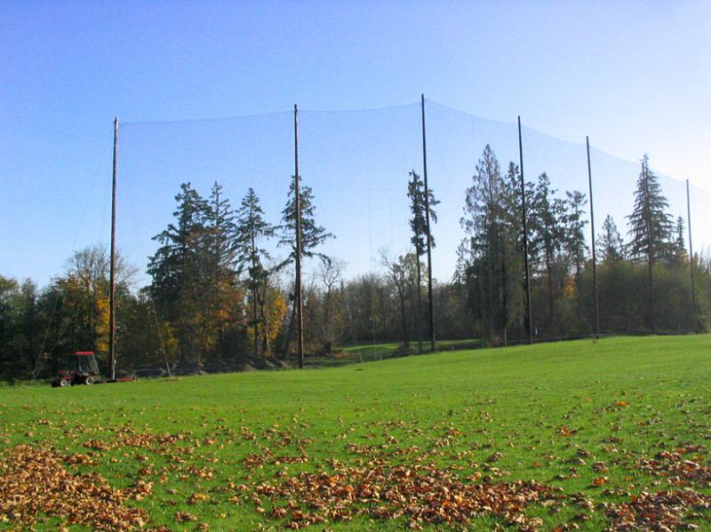 Golf Driving Range Nets Smart Net Systems Industrial