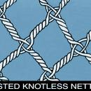 Twisted Knotless netting