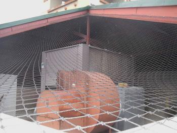 Bird Control Netting - Smart Net Systems - Industrial