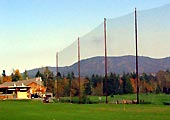 Golf Course Driving Range, Duncan BC